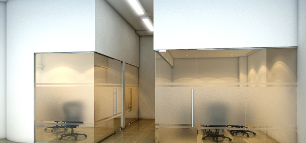 office partitioning Singapore