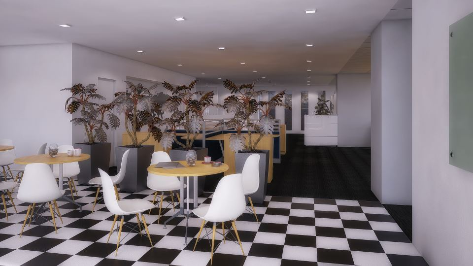 Best Office Interior Design that affects the Office Environment